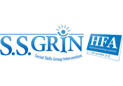 S.S.GRIN for Children with High Functioning Autism (S.S.GRIN HFA) (Online)
